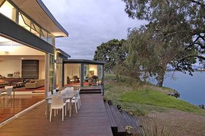 Tamaki River Private Home Renovation | Residential Architecture | Logan Architects