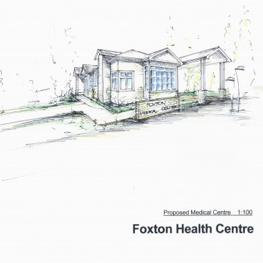 Design of the Foxton Medical Centre | Healthcare Architecture | Logan Architects