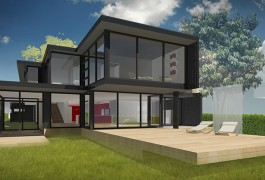 lamb residence architecture 1