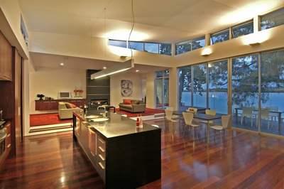 Tamaki River Private Home Renovation   Residential Architecture   Logan Architects