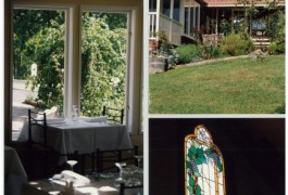 Design of Gracehill Vineyard Restaurant | Commercial Architecture | Logan Architects