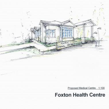 Design of the Foxton Medical Centre | Healthcare Architecture | Logan Architects