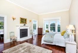 Master Bedroom Horsefall & Church | Residential | Logan Architects