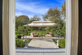 Outdoor Living Space Horsefall & Church | Residential | Logan Arhitects