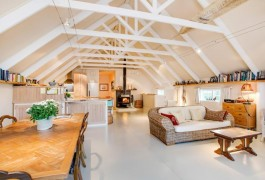 Loft View Historic Home | Residential | Logan Architects