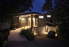 Exterior View of Kobylarz New Residence and Private Apartment | Residential | Logan Architects